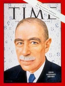 John Maynard Keynes - Intervencionismos Estatal